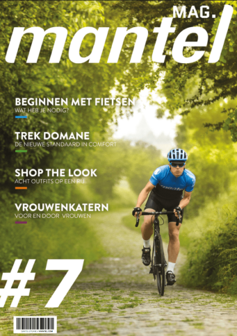 Mantel Magazine #7 cover